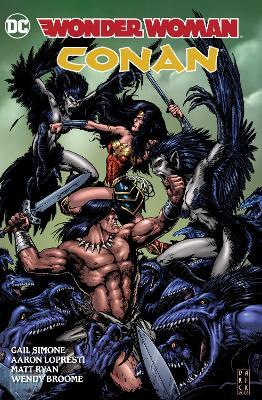 Wonder Woman/Conan by Gail Simone