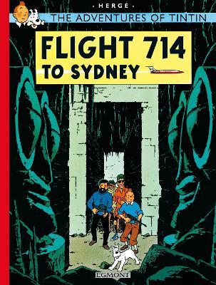 Flight 714 to Sydney book