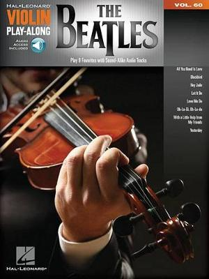 Violin Play-Along Volume 60 by The Beatles