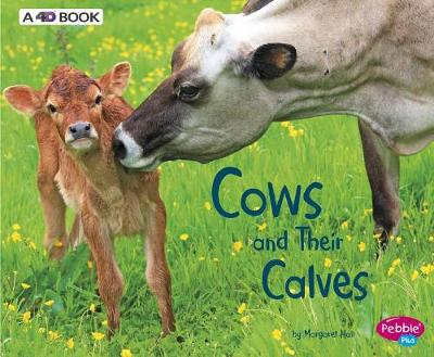 Cows and Their Calves by Margaret Hall
