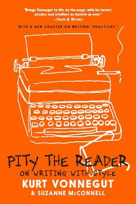 Pity The Reader by Suzanne McConnell