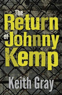 Return Of Johnny Kemp book