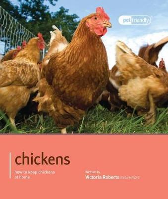 Chicken - Pet Friendly by Victoria Roberts