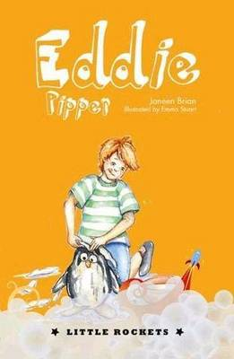 Eddie Pipper book