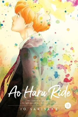 Ao Haru Ride, Vol. 11 by Io Sakisaka