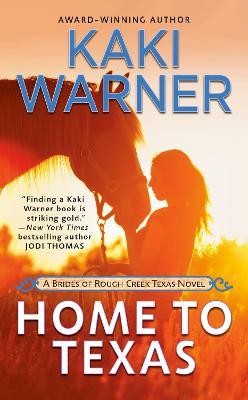 Home To Texas book