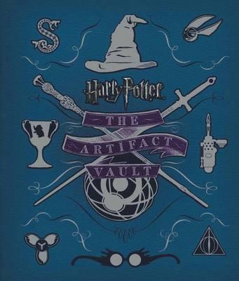 Harry Potter: The Artifact Vault by Jody Revenson