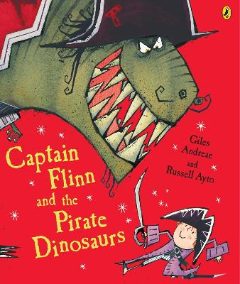 Captain Flinn and the Pirate Dinosaurs book