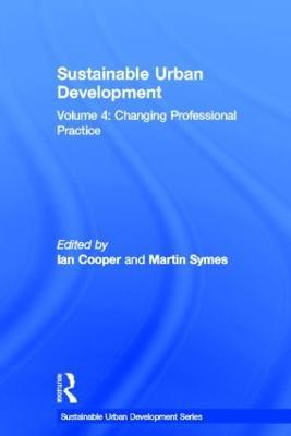 Sustainable Urban Development by Ian Cooper