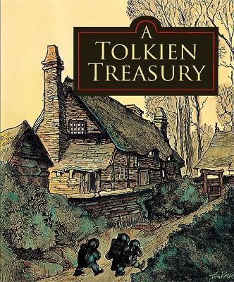 Tolkien Treasury book
