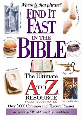 Find it Fast in the Bible book