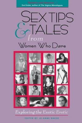 Sex Tips and Tales by Jo-Anne Baker