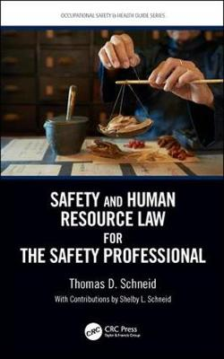 Safety and Human Resource Law for the Safety Professional by Thomas D. Schneid