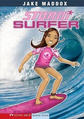Storm Surfer by Jake Maddox