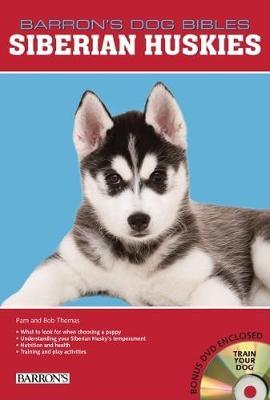 Siberian Huskies by Pam Thomas