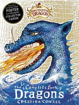 How to Train Your Dragon: Incomplete Book of Dragons by Cressida Cowell