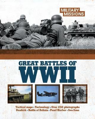 Great Battles of WWII book