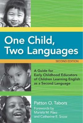 One Child, Two Languages book