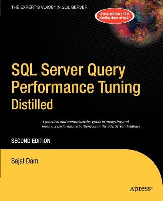 SQL Server Query Performance Tuning Distilled book