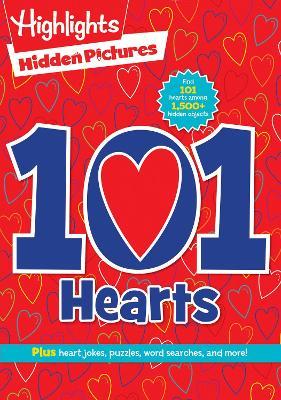 101 Hearts book