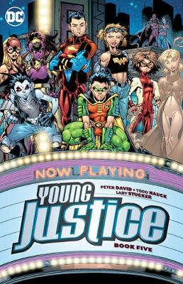 Young Justice Book Five book