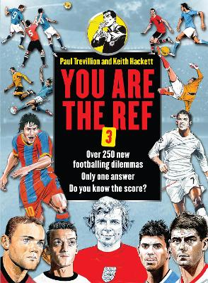 You are the Ref 3 book