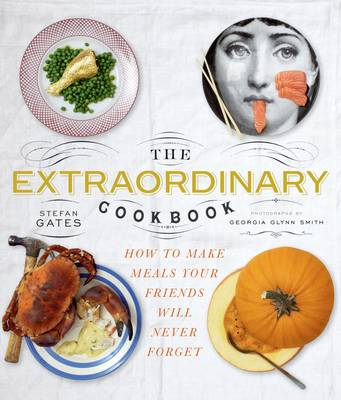 The Extraordinary Cookbook by Stefan Gates