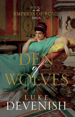 Empress Of Rome 1 by Luke Devenish