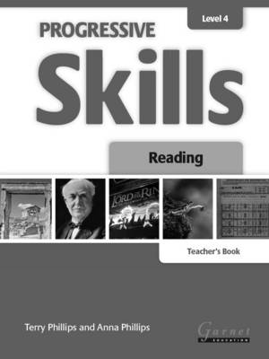 Progressive Skills in English - Level 4: Reading - Teacher's Book by Anna Phillips