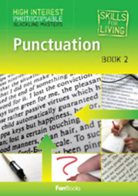 Punctuation Book 2: High Interest by Dr. Nancy Mills