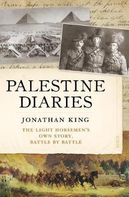 Palestine Diaries by Jonathan King