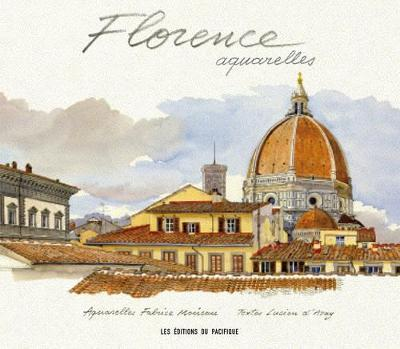 Florence Sketchbook by Fabrice Moireau