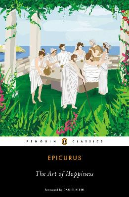 The Art of Happiness by n/a Epicurus