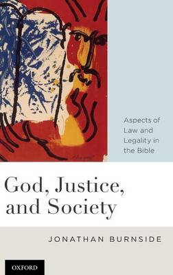 God, Justice, and Society book