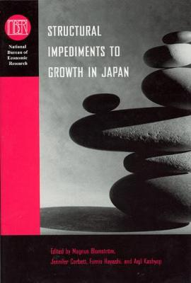 Structural Impediments to Growth in Japan by Magnus Blomstrom