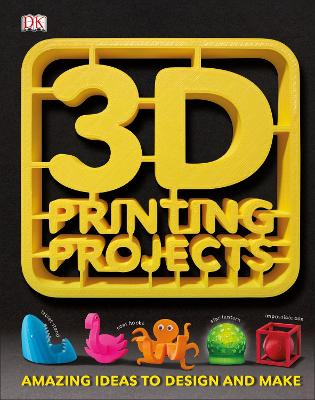 3D Printing Projects book