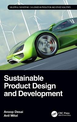 Sustainable Product Design and Development book