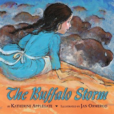 Buffalo Storm by Katherine Applegate