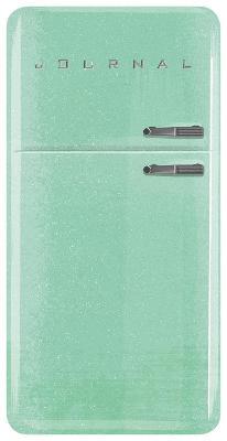 Vintage Refrigerator Journal book