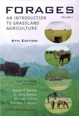 Forages  v. 1 by Robert F. Barnes