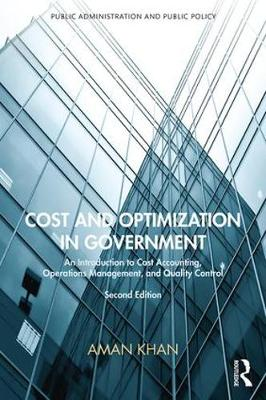 Cost and Optimization in Government book