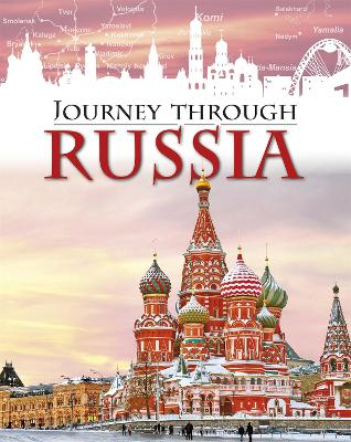 Journey Through: Russia by Anita Ganeri