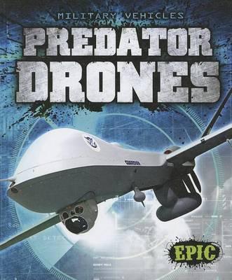 Predator Drones by Denny Von Finn