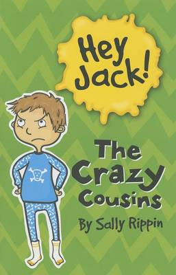 The Crazy Cousins by Sally Rippin