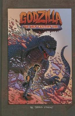 Godzilla by James Stokoe
