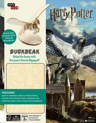 Incredibuilds: Harry Potter: Buckbeak De by Jody Revenson