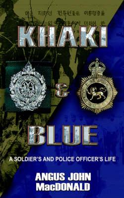 Khaki and Blue by Angus John MacDonald