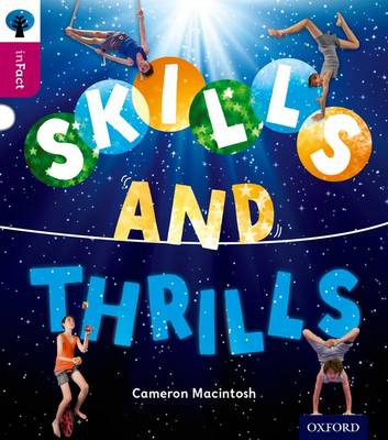 Oxford Reading Tree inFact: Level 10: Skills and Thrills book
