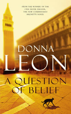 A Question of Belief, A by Donna Leon