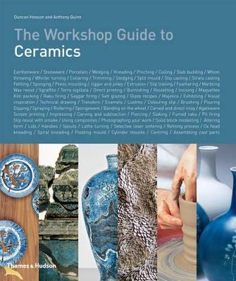 The Workshop Guide to Ceramics by Duncan Hooson